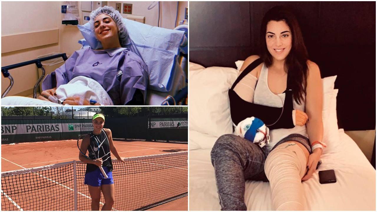 Nakon četiri operacije kreće na teren, a želja joj je biti i majka