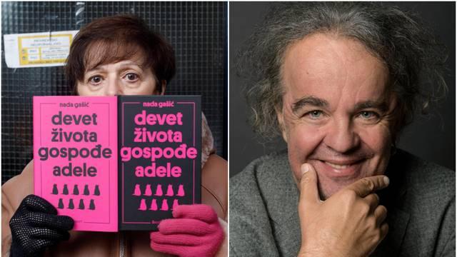 Miljenko Jergović i Nada Gašić o 'Devet života gospođe Adele'
