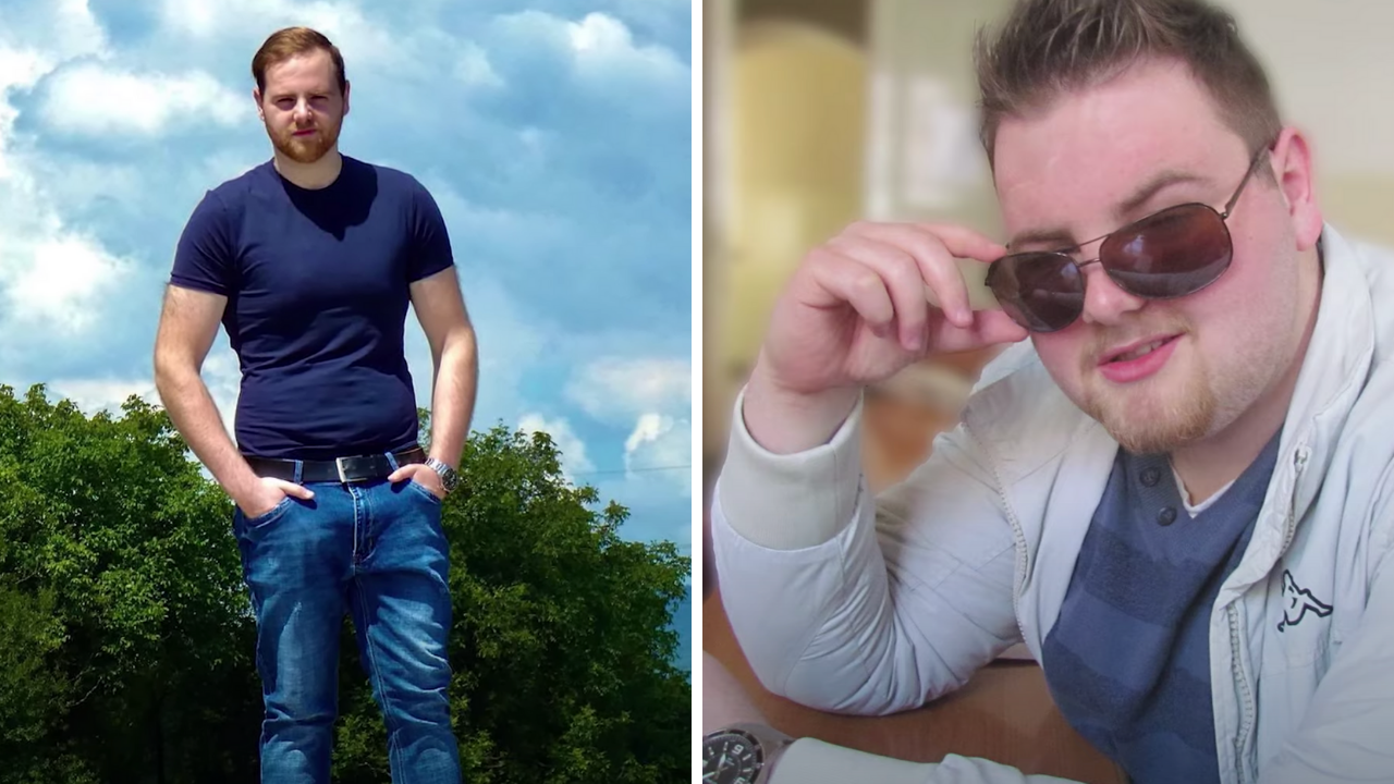 Patrik (24) skinuo više od 50 kilograma u godinu i pol: U najgoroj fazi imao sam 140 kg