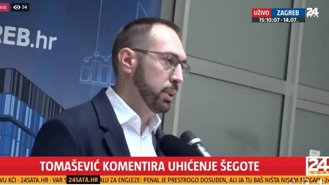 Tomašević: Krakovi koruptivne hobotnice su dosta veliki, očekujem dodatna uhićenja