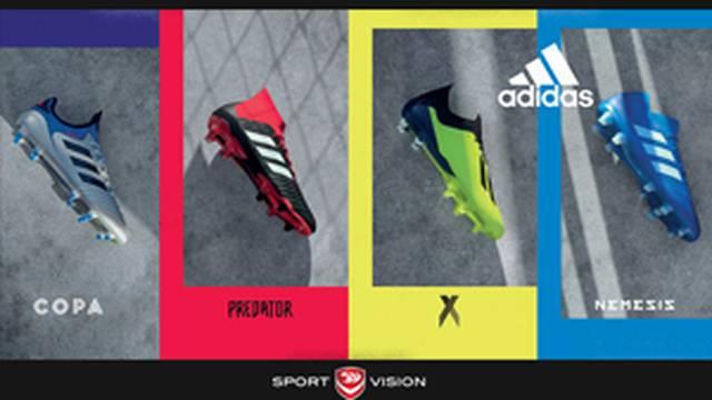 Adidas Team Mode kolekcija u Sport Visionu