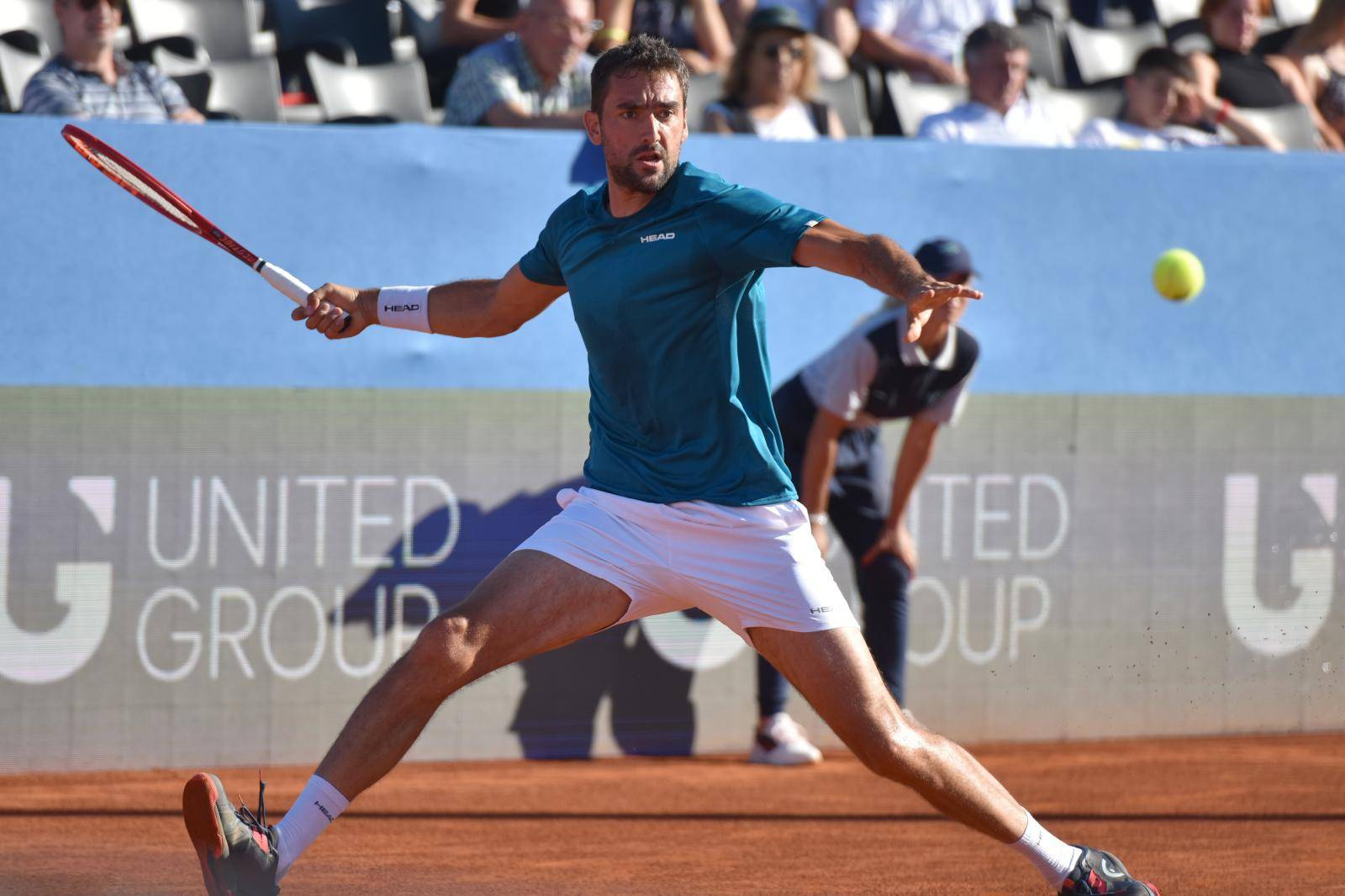 Zadar: Andrey Rublev i Marin Ćilić na Adria Tour teniskom turniru