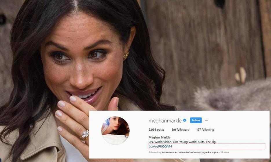Meghan u 'akciji': Ponovno je aktivirala profil na Instagramu