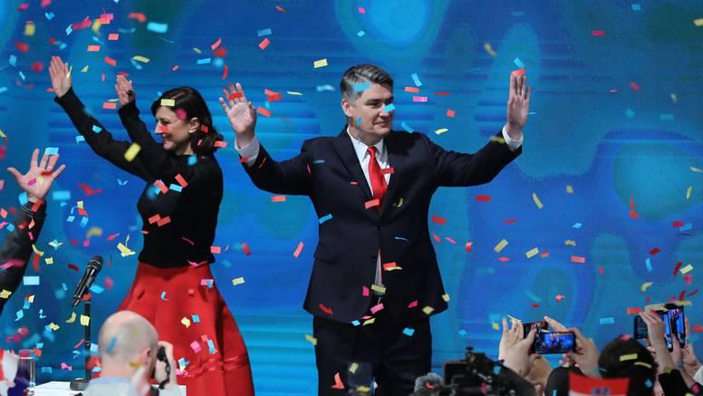 Milanović je zabranio zvižduke za Kolindu: 'A ne, tako nećemo'