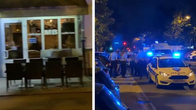 Pijani se potukli u kafiću: 'Cijela je ulica bila puna policije'