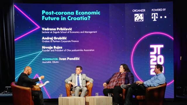 Hrvatska ekonomija nakon korone: 'I država i poduzetnici moraju preuzeti odgovornost'
