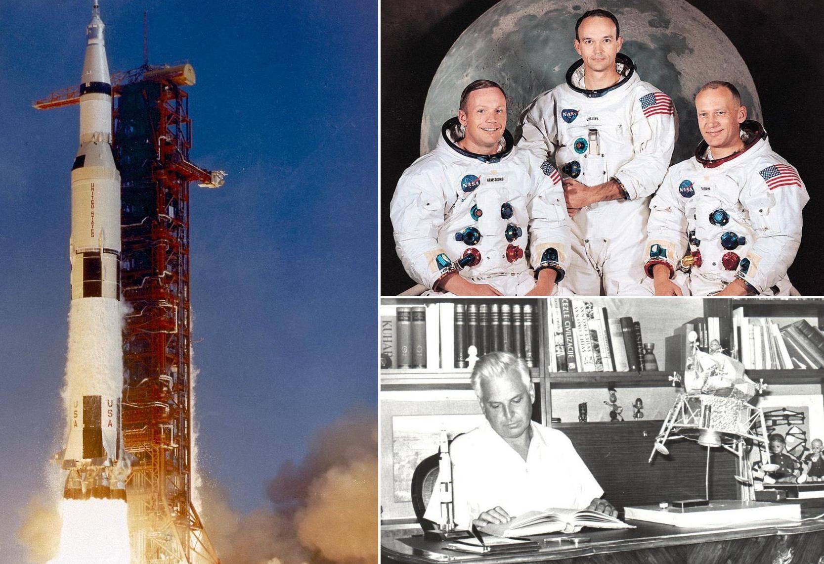 'Orao je sletio!' Prije 50 godina prvi ljudi zakoračili na Mjesec