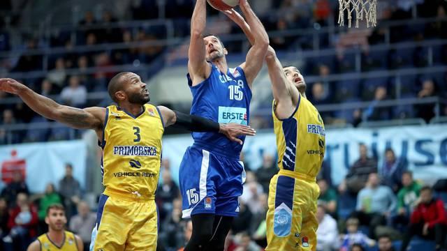 Zagreb: U 9. kolu ABA lige sastali se Cibona i Primorska