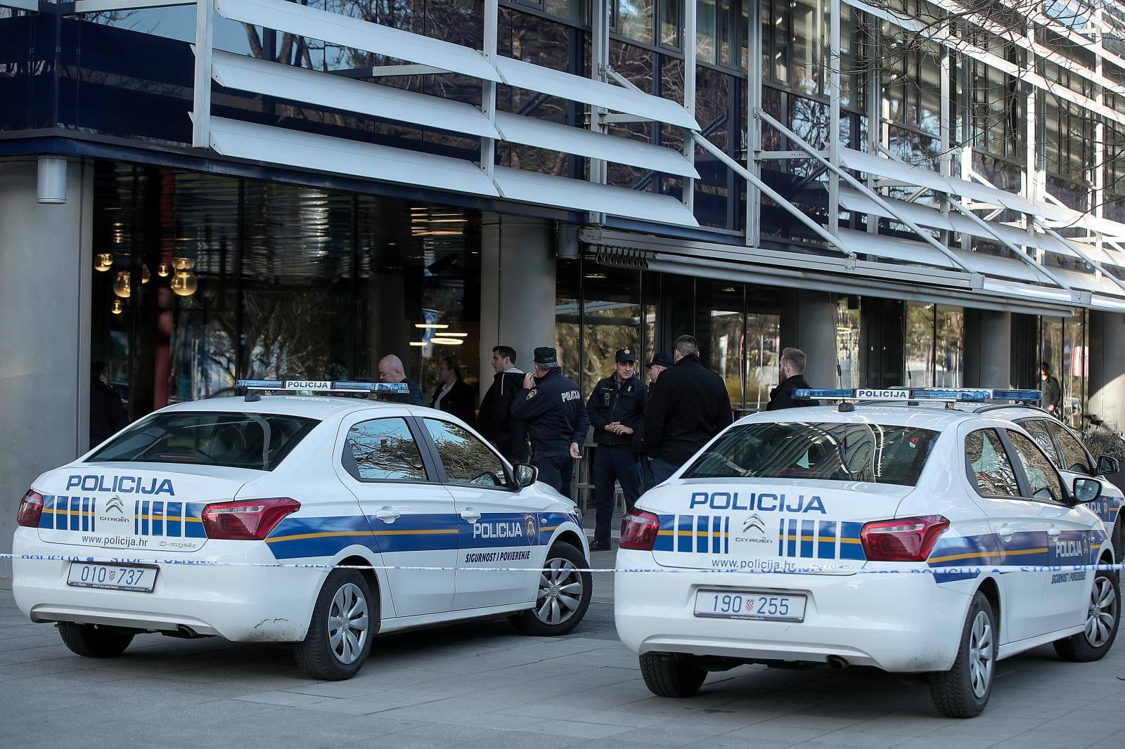 Evakuirali zgradu u Zagrebu, dojava o bombi bila je lažna
