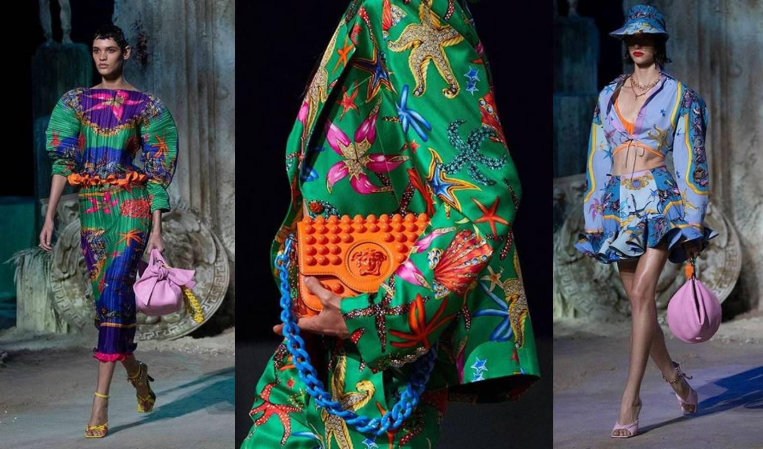 Versace svijet: Atlantida je glam mjesto puno zvijezda i školjki