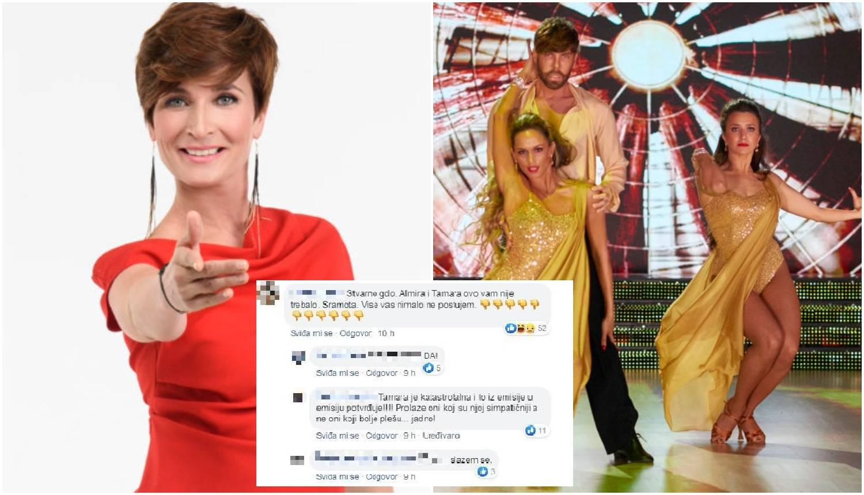 Gledatelji ljuti na žiri: 'Tamara, srami se, Grubnić je bio bolji...'