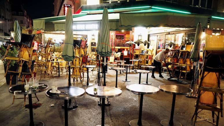 Francuska će otvoriti terase barova i restorana 19. svibnja