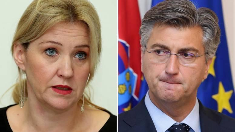 Plenković ponovno napada one koji se zalažu protiv korupcije