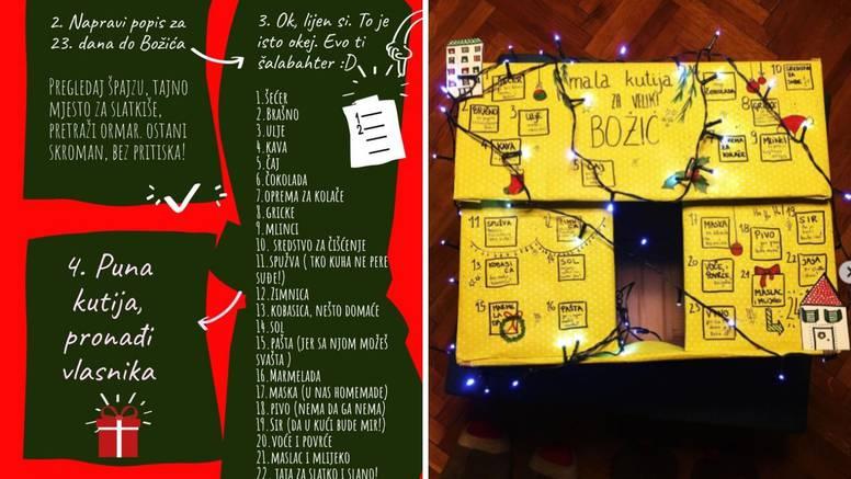 Mala kutija za veliki Božić: Sve što treba stane u jednu kutiju s kojom ćete darovati osmijeh