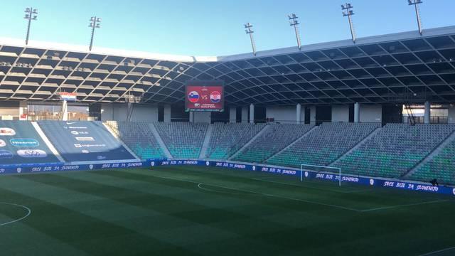 Ušli smo na prekrasan stadion na kojem igraju 'vatreni': Da korone nema, sve bi bilo krcato