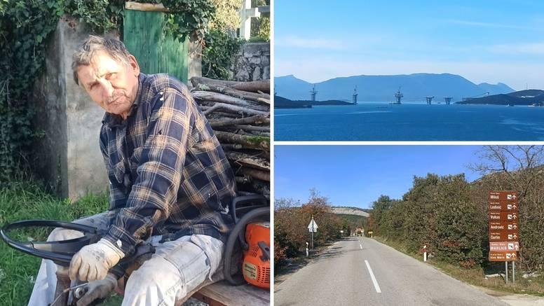 Ljudi s juga: 'Pelješki most nam je sve. S njim će sve biti bolje'
