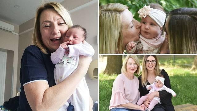 'Babica Biba' porodila više od 6000 djece i - svoju unučicu