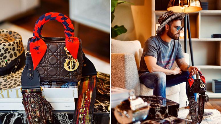 Marko Grubnić o novoj torbici: 'Ovakvu istu je nosila Lady Di!'