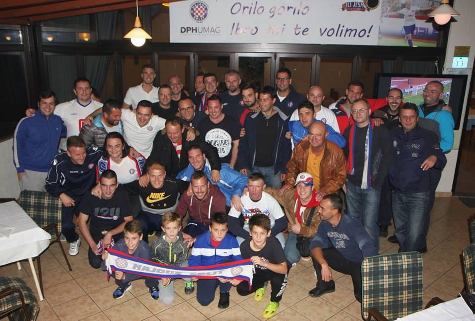 Projekt nastavlja rasti: Ibro je pružio podršku Našem Hajduku