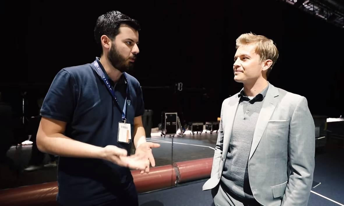 Nico Rosberg pohvalio Rimca: Dive ti se inženjeri u Porscheu