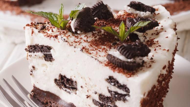Mascarpone torta s keksima - lagana za napraviti, ali i pojesti
