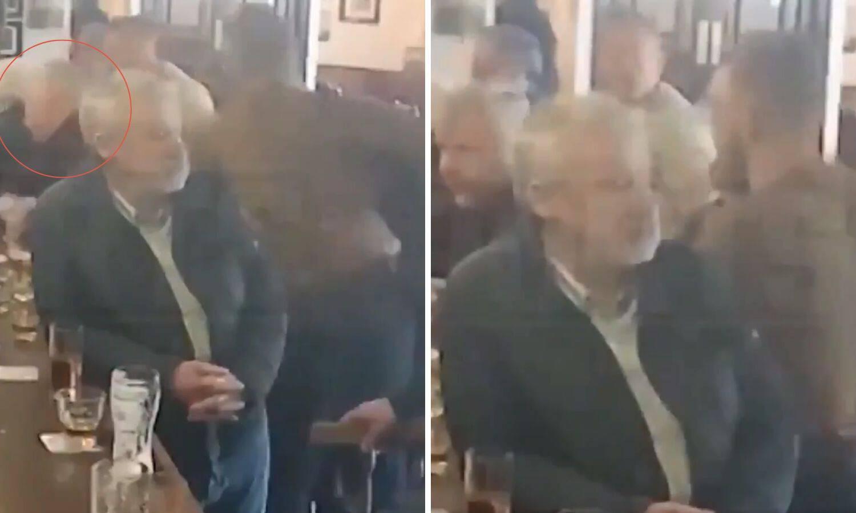 Conor udario starca šakom u glavu jer nije pio viski s njim!
