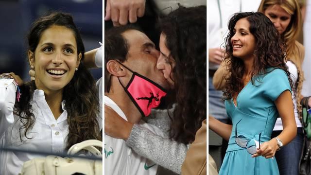 Tko je Nadalova samozatajna supruga i zašto Rafa jedini iz 'velike trojke' još nema djecu