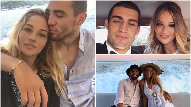Mateo i Izabel slave godišnjicu braka: U vezi su deset godina, a na ljeto im stiže prvo dijete...