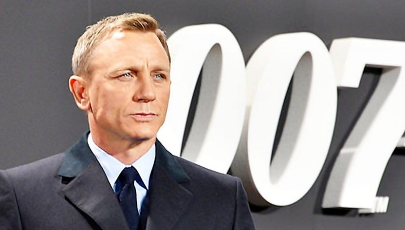 Craig kao novog Jamesa Bonda vidi ženu: 'Zašto ne, vrijeme je'