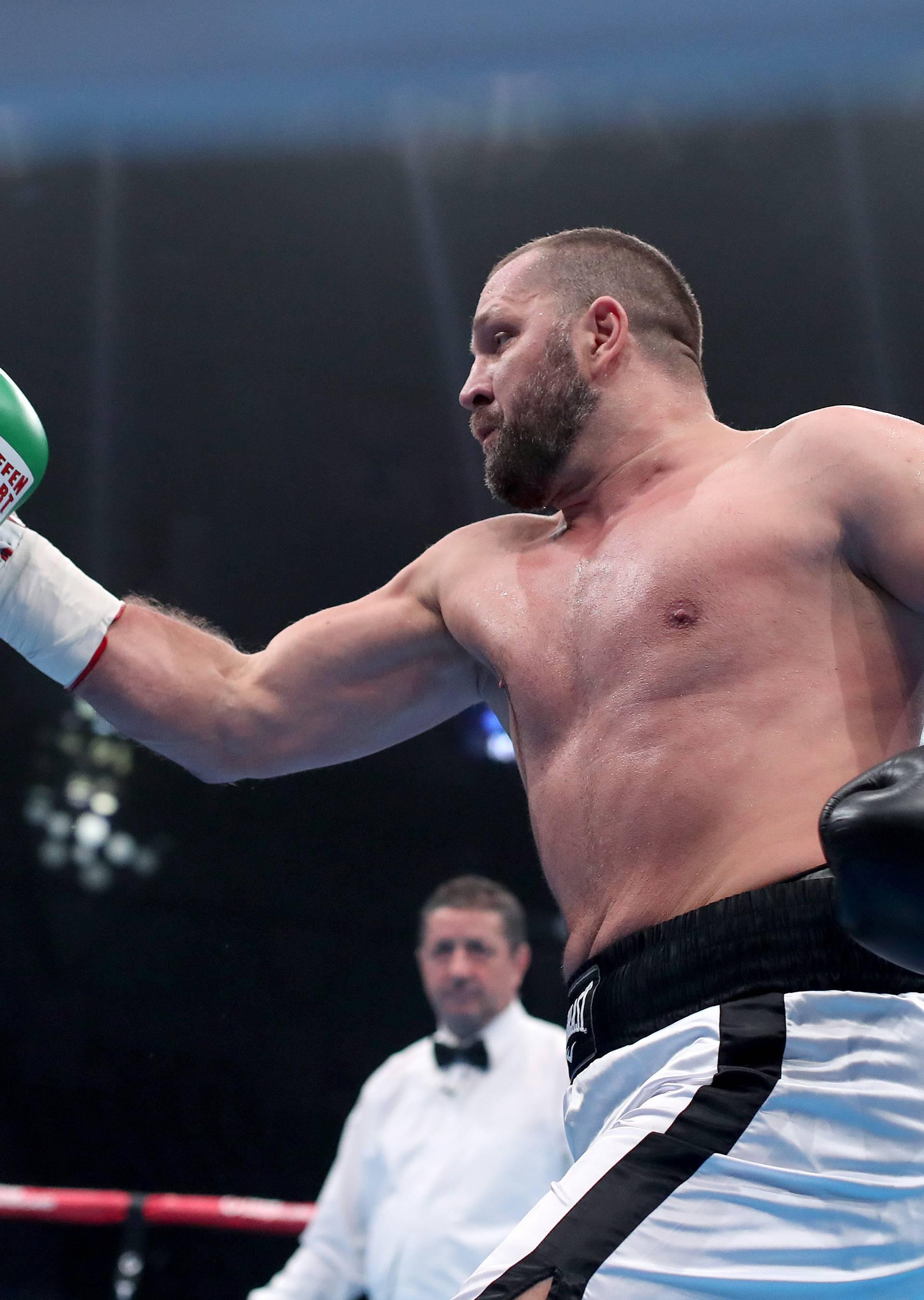 Zagreb:  Ivica Perković pobijedio Zoltana Csala na Fight Night Zagrebu