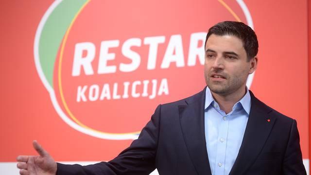 Zagreb: Davor Bernardić podnio ostavku na mjesto predsjednika SDP-a