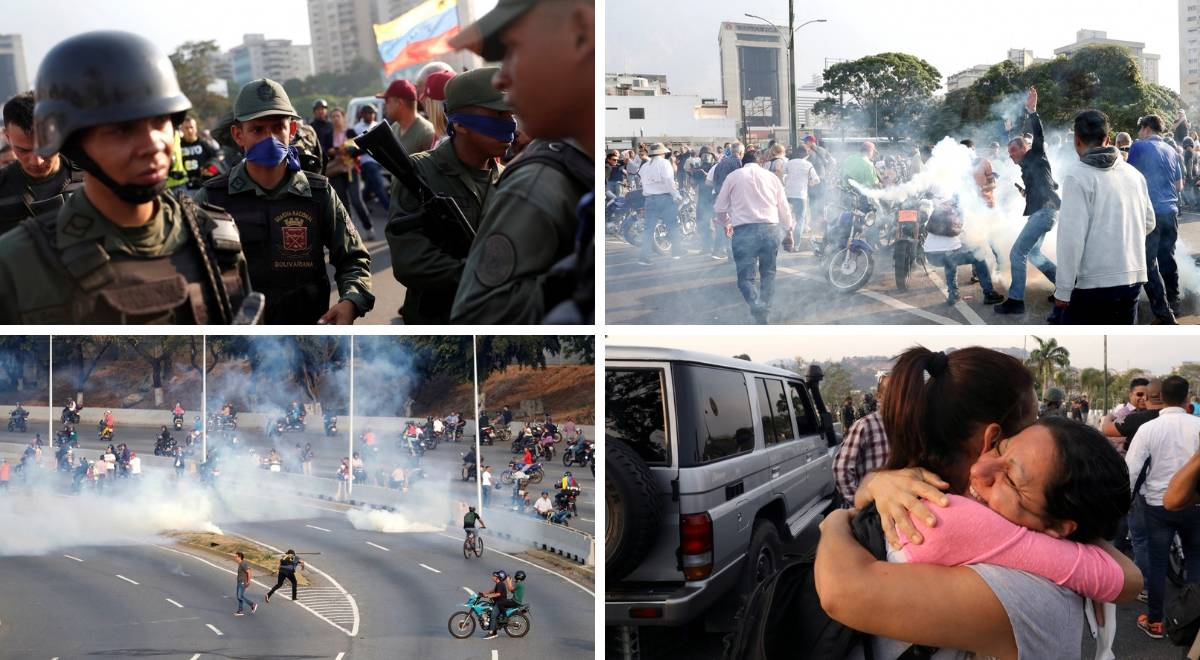 'Više nema povratka nazad': Grupa vojnika podržala Guaida