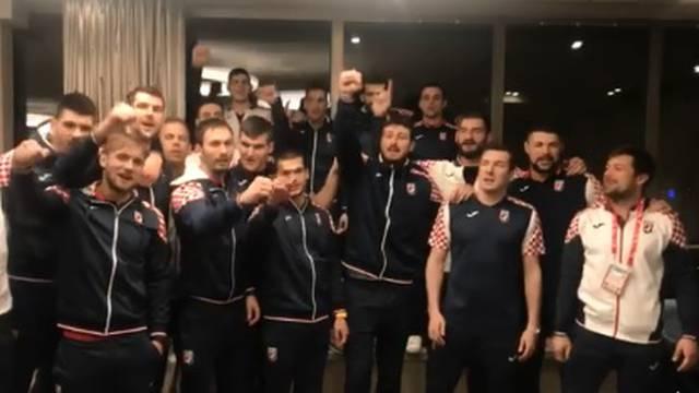Kapetan Duvnjak i Kauboji se zahvalili: Iznad svih - Hrvatska