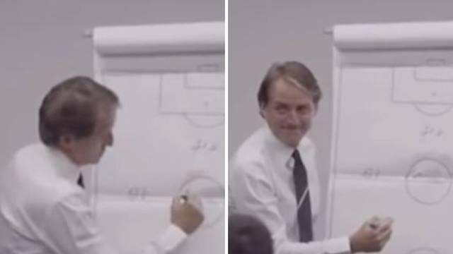 Šampionska taktika Mancinija: Potkrala mu se pogreška pa je nasmijao cijelu svlačionicu...