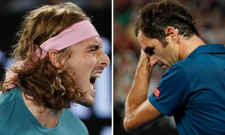 Učio od Federera na YouTubeu, a sad ga izbacio u Melbourneu!