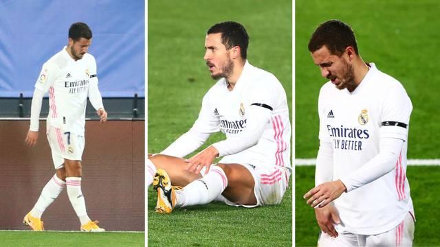Kakav promašaj: Real je svaki gol Hazarda platio 50 mil. eura!