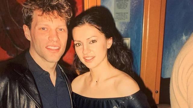 Nina pozirala s Bon Jovijem, javila joj se Iva Jerković: Toliko si lijepa da njega nisam skužila