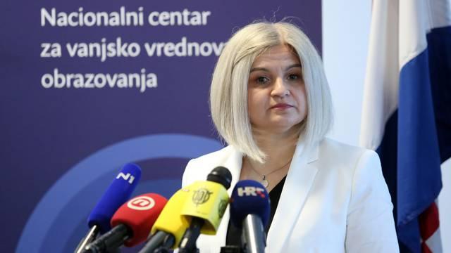 Zagreb: Konferencija za medije povodom poèetka polaganja državne mature