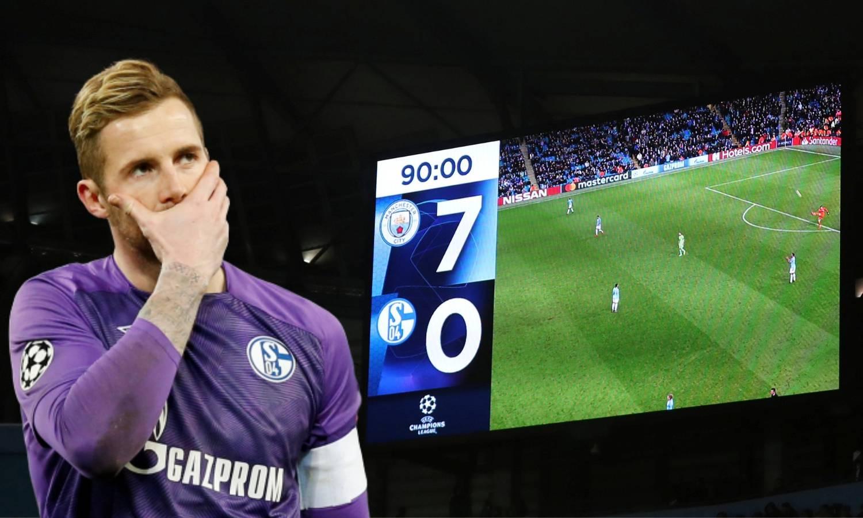 Schalke 07 zadržao humor: Je li više dosta tih golova, City?
