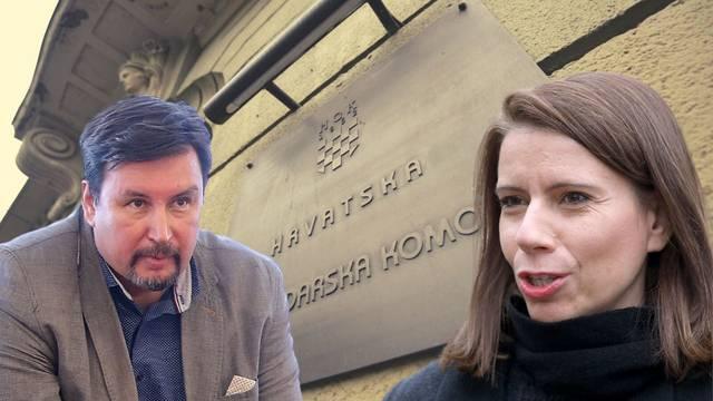 Peović prozivala poduzetnike, Bujas joj odgovorio da su oni uhljebska ekipa bez dana staža