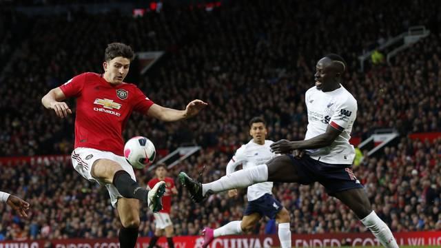 Manchester United v Liverpool - Premier League - Old Trafford