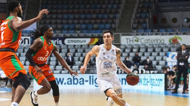 KK Zadar dočekao Cedevitu Olimpiju u zaostaloj utakmici 9. kola ABA lige