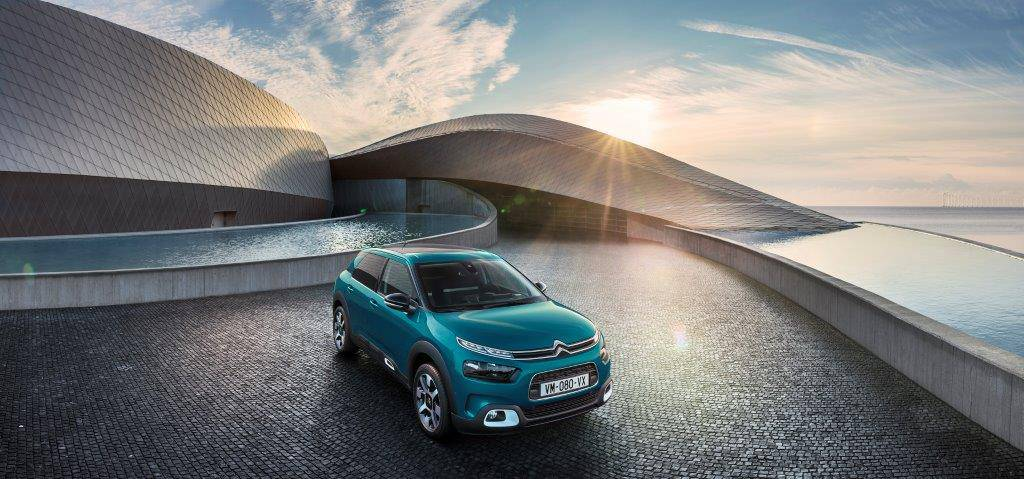 Novi Citroën C4 Cactus, limuzina iznimne udobnosti