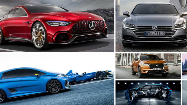 Najljepših sedam iz Ženeve: Automobili koji će vas očarati