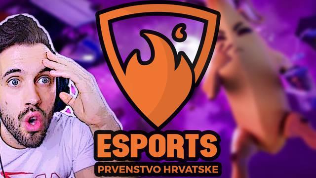 Fortnite uživo: Treće kolo Esports prvenstva Hrvatske