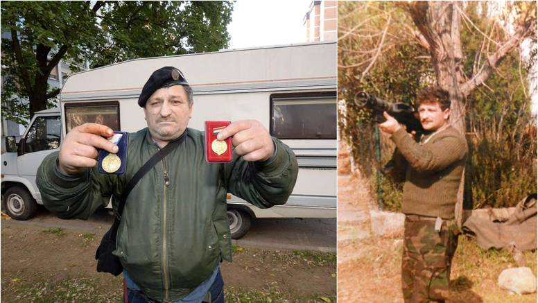 Branitelj iz kamp kućice: To je moj izbor, ne želim vojni stan