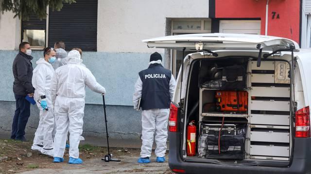Pronađeno mrtvo tijelo žene u Osijeku, utvrđuje se je li riječ o nasilnoj smrti