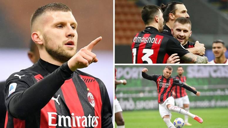 Krvnik talijanskih divova: Rebić je miljenik navijača i čovjek za velike utakmice kao nitko drugi