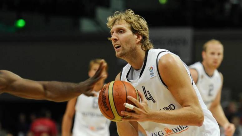 Nowitzki lovi titulu najboljeg igrača u povijesti Eurobasketa