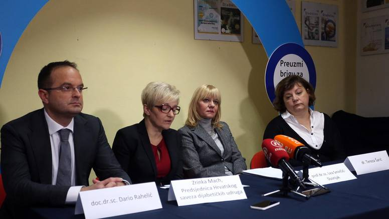 'HZZO je odlučio smanjiti broj trakica za mjerenje šećera, tražimo da se  odluka preispita'